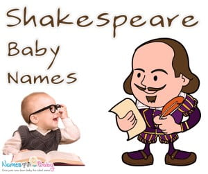 Shakespeare Names - The Name Meaning