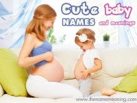 Cute Names for baby – Tips when choosing a cute baby name