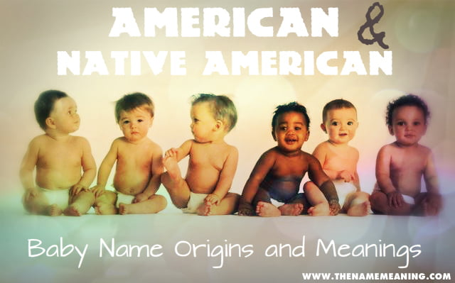 American Names and Native American Names