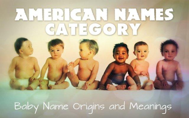 American Baby Names Ca