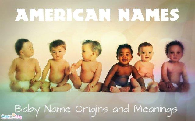 American Names - American Baby Names