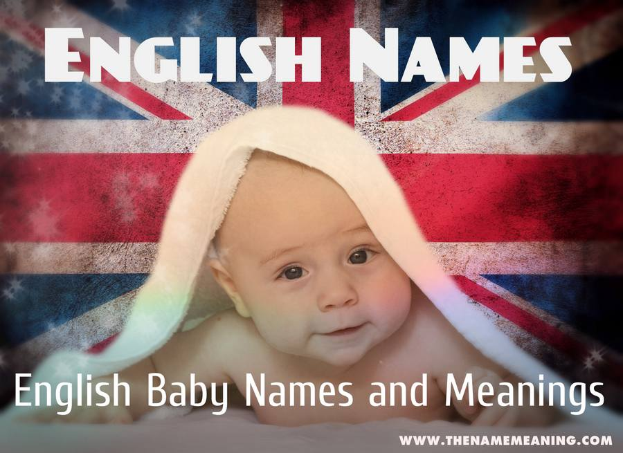 English baby Names, British baby Names