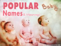 Most Popular Baby Names for 2015