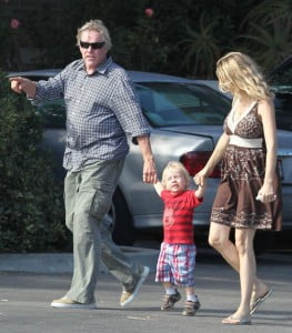 Steffanie Sampson - Gary Busey and Luke