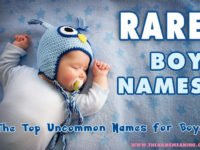Rare Boy Names – 50 Cool and Uncommon Baby Names for Boys